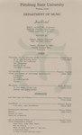 Sunny VanEaton, Soprano and Burton Parker, Baritone and Thora DuBois, Piano