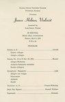 James Holmes, Violin