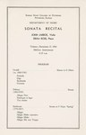 John Jarboe, Violin and Erma Rose, Piano