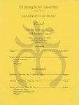 Carlton McCreery, Cello and John MacKay, Piano