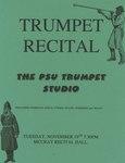 The PSU Trumpet Studio