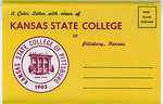 Kansas State College of Pittsburg Seal by Unknown