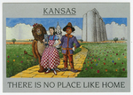 Kansas: There Is No Place Like Home by Top Art