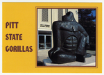 Gus Gorilla Statue by Avery, John