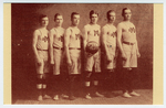 1912 Basketball team by Graphic Arts Club, KSCP