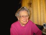 Ruttgen, Alene, 1918-2015, interview with Pamela Cress, January 29, 2009