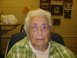 Vail, Elsie, 1918-, part 1 of interview with Pamela Cress, June 24, 2009