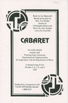 Cabaret by Pittsburg State University