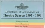 Theatre Season 1993-1994