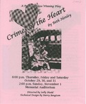 Crimes of the Heart by Pittsburg State University