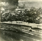 "1943-08-01; Ploesti [Ploiesti], Romania, Operation ""Tidal Wave"" by Unknown"