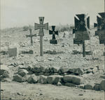 1942-1945; German cemetery by Unknown