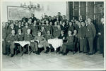 1936-07-04; German Luftwaffe officers and men by Unknown