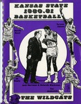 002 Kansas State University Wildcats Basketball 1980-81 program by Ted Watts