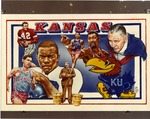015 University of Kansas Sports 1979 by Ted Watts