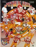 024 Pittsburg State University Football 1998 program by Ted Watts