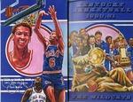 023 University of Kentucky Basketball 1980-81 program by Ted Watts