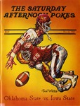 038 Oklahoma State University Football 1980 program by Ted Watts