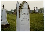 Anna P. Thum Headstone by Neet, Sharon E.